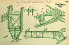 Galérie des Machines, Ferdinand Dutert - ATLAS OF PLACES