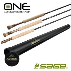 Sage ONE Fly Rod: This Innovative Sage Fly Fishing Rod Is Redefining Its Category.