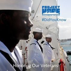 #Didyouknow Project HOPE has 100s of volunteers who are also veterans? Help us say thank you to these volunteers on #VeteransDay!