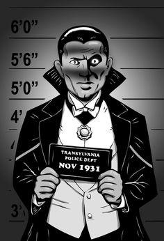 Usual Suspect - Dracula by b-maze.deviantart.com on @deviantART