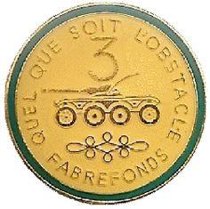8e Hussards-3eme escadron-1980-81