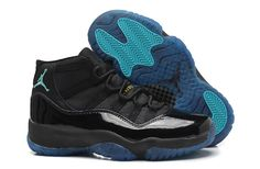 Girls Air Jordan 11 Retro GS Black/Gamma Blue-Black-Varsity Maize For Sale Womens Size Women Air Jordan 11 - Nike official website Up to 50% discount