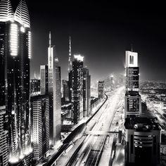 Sheikh Zayed Road III, U.A.E. 2011