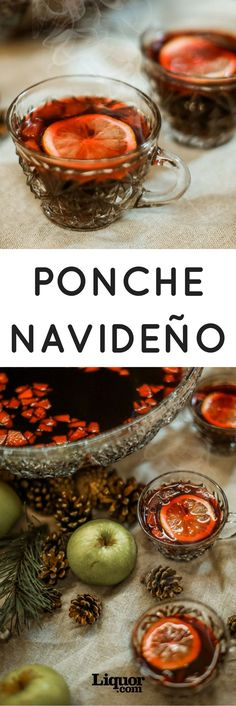 An essential part of Christmas in Mexico, sweet, fragrant Ponche Navideño can be found simmering away on stovetops and at traditional outdoor markets all across the country from December 12 through January 6, the period during which the holiday is celebrated. Featuring traditional Mexican flavorings such as fresh sugar cane, guavas and tejocotes (a crabapple-type fruit), the #punch is spiked with a healthy dose of #rum and served piping hot to ward off any winter chills.