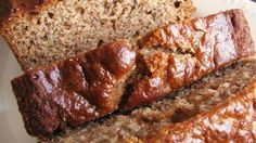 My Nanna Towgood has been making this loaf bread for over 40 years, and its a family favorite --- moist, flavorful, and just the right amount of sweetness. You may substitute chocolate chips for the walnuts if you desire.