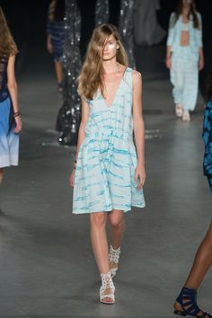 Band of Outsiders Spring 2013 RTW - Review - Collections - Vogue