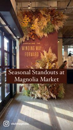 Magnolia Joanna Gaines, Chip And Joanna Gaines, Magnolia Farms, Magnolia Market, Big Houses, Little Houses, Autumn Inspiration, Design Inspiration, Autumn Ideas