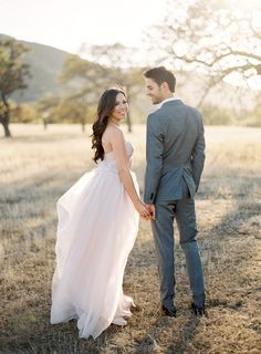 Sarah Seven Pink Dress / DIY Wedding Ideas | Wedding Blog | Used Wedding Dresses | Once Wed