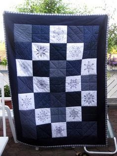 Would love to make another quilt!