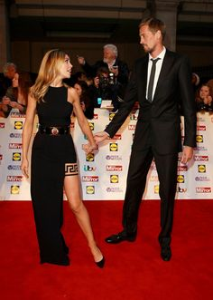 Pin for Later: The British Celeb Couples Who Make Us Believe in Love Abbey Clancy and Peter Crouch