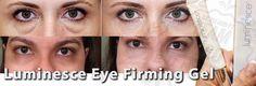 Querem saber tudo a cerca do novo produto Luminesce Eye Firming Gel que foi lançado recentemente pela Jeunesse, mas já deu o que falar? Leiam essa matéria do Team Ouro..