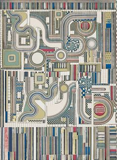 Appel Calder by Eduardo Paolozzi, Not classically Craftsman, but I could see it working well in the right context.