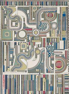 Appel Calder by Eduardo Paolozzi, 1975