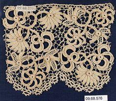 Specimen, 19th century, Irish Crochet