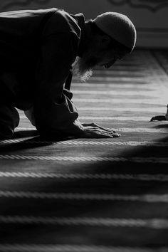 la prosternation , un moment qu'Allah est plus proche de son serviteur