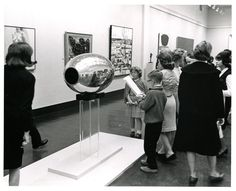 Carnegie International Exhibition 1964 at Carnegie Museum of Art Pittsburgh: installation view