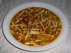 eristeli mercimek corbasi Food N, Food And Drink, Turkish Recipes, Ethnic Recipes, Turkish Kitchen, Middle Eastern Recipes, Bon Appetit, Curry, Yummy Food