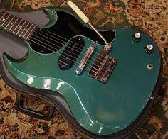 【楽天市場】【中古】 Gibson 《ギブソン》 SG Jr. Pelham Blue 1966年製 【Vintage】【G-CLUB渋谷】【送料無料】【smtb-u】〔エレキギター〕【used_エレキギター】:G-CLUB