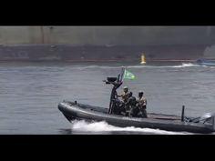 Treinamento conjunto entre a Marinha do Brasil e a US Navy