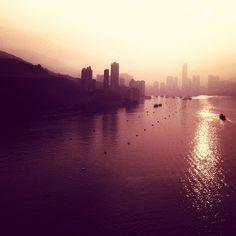 28.08.2012.  Fall is around the corner.  Hong Kong.