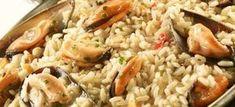 Δες εδώ μια εύκολη συνταγή για ΜΥΔΟΠΙΛΑΦΟ ΤΗΣ ΑΡΓΥΡΩΣ, μόνο από τη Nostimada.gr Fish Dishes, Fried Rice, Pasta Salad, Potato Salad, Fries, Food And Drink, Potatoes, Ethnic Recipes, Greek Beauty