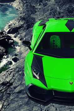 Lamborghini Aventador Frogo