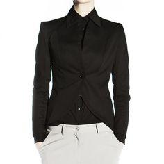 Asymmetrical Blazer Black, 105€, now featured on Fab.