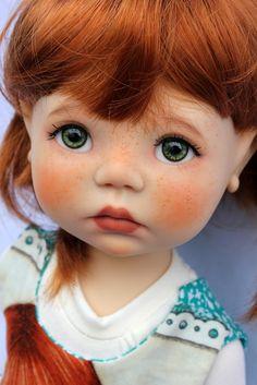 Ooak Dolls, Reborn Dolls, Blythe Dolls, Child Doll, Girl Dolls, Baby Dolls, Beautiful Gif, Beautiful Dolls, Bjd