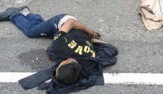 Maniatado y tiroteado fue hallado cadáver de hombre en el Distribuidor La Araña