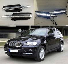 Find More Lights & Indicators Information about Excellent Quality new Perfect Ultra bright LED fog light For BMW X5 (E70) 2007 2009 Daytime Running Light led light DRL,High Quality Lights & Indicators from Hongkong exl Industrial Co., Ltd.(guangzhou) on Aliexpress.com