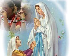 La Virgen de Lourdes es sin duda una de las mejores curas para el alma, la salud y para la razón. Este mes de febrero en la mayoría de países católicos se celebra el domingo después del 11 de febrero la aparición de la Virgen Maria a los Niños de Lourdes patrona de los enfermos es por esto que un hermoso fotomontaje invocando la protección de la virgen te alegrara la vida y decorara tus fotos de una forma celestial. ...
