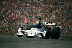Wilson Fittipaldi - Brabham BT42 - 1973 Austrian Grand Prix