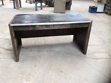 stunning vintage retro metal office desk contemporary upcycled