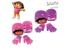 Tο παιδικό σετ περιλαμβάνει σκούφο και γάντια με τύπωμα τους ήρωες της Disney (Cars, Minnie, Dora ή Spiderman). Ένα ξεχωριστό δώρο που θα λατρέψουν οι μικροί μας φίλοι. Κατασκευασμένο εξολοκλήρου από 100% ακρυλικό