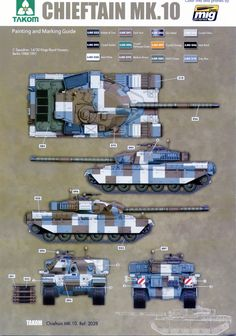 Chieftain Mk.10 Berlin Brigade
