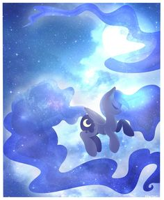 Luna's Night by Rain-Ame on DeviantArt