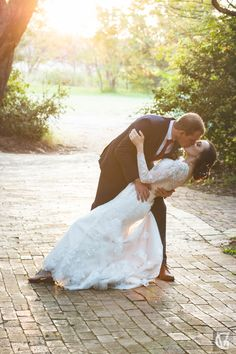 Real Weddings: Angelique & Brenden (The Moon & Sixpence)