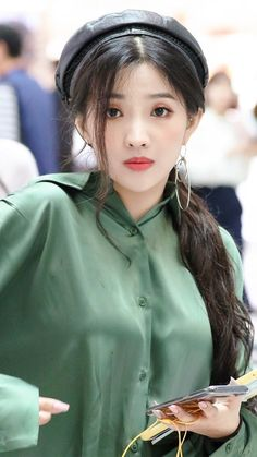 Kpop Girl Groups, Korean Girl Groups, Kpop Girls, Girl With Hat, My Girl, Soyeon, Soo Jin, Yoongi, Fandom