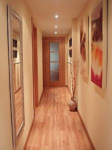 1000 images about pasillos on pinterest hallways - Como decorar un pasillo ...