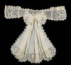 Jabot Date: ca. 1900 Culture: American Medium: Cotton