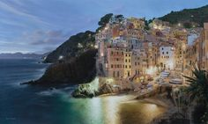 Via dell'Amore In Italian, a trail is called a Sentiero. The one that connects the five villages of the Cinque Terre is the famous Sentiero no. 2 or Sentiero Mediterranean Wallpaper, Mediterranean Sea, Picasso, Visit Italy, Sea Waves, Cinque Terre, Beautiful Places, Places To Visit, Scenery