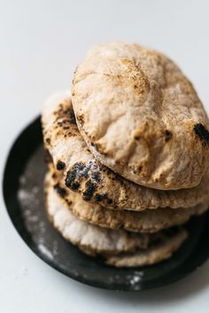 HOMEMADE GLUTEN-FREE PITA BREAD (VEGAN TOO!) — dolly and oatmeal