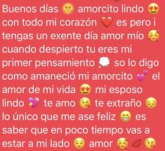 Amor Quotes, Messages, Blog, Text Messages Love, Sweet Text Messages, Love Message For Boyfriend, Boyfriend Stuff, Cat Breeds, Texting