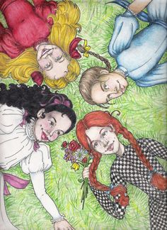 anne of green gables by ~reesespieces on deviantART