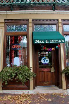 The Original Max & Erma's in German Village / Columbus, Ohio