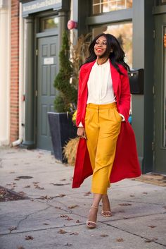 Work Outfits, Winter Outfits, Lady Danger, Color Blocking Outfits, Beige Pumps, Vetement Fashion, All About Fashion, Color Combos, Color Mixing