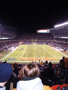 Soldier Field, Chicago Chicago Area, Chicago Bears, Soldier Field, We Bear, My Kind Of Town, Bucket List Destinations, Baseball Field, Places Ive Been, Nfl