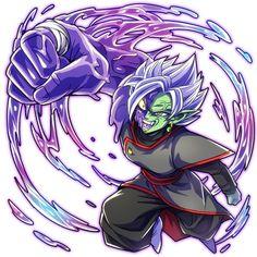 Zamasu fusion Dragon Ball Z, Zamasu Fusion, Merged Zamasu, Zamasu Black, Epic Characters, Evil Villains, Nerd Art, Wallpaper, Anime Manga