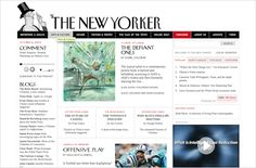 The New Yorker again. Organizes many stories in a clean manner.