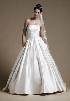 Die schönsten Hochzeitskleider 2013